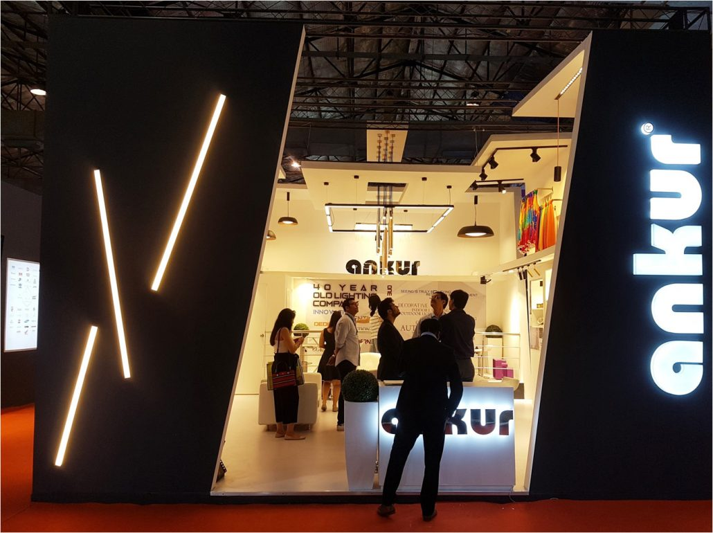 Exhibition Stall Fabricators In London : Spectracreatives exhibition stall design