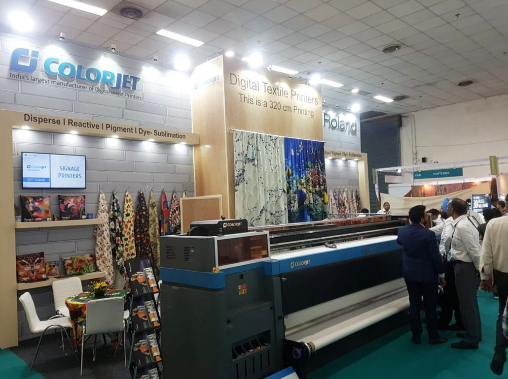 Exhibition Stall Manufacturer In Gujarat : Spectracreatives exhibition stall design